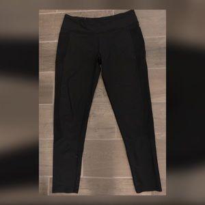 Black Victoria sport knockout leggings